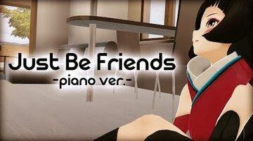 【声を枯らして】Just_Be_Friends_-piano.ver-_歌ってみた_AZKi【叫んだ】