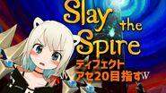 Beatani's thumbnail for her Slay the Spire streams