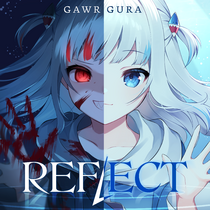 Gawr Gura - REFLECT Cover.png