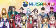 Nijisanji ID Lineup February 2021