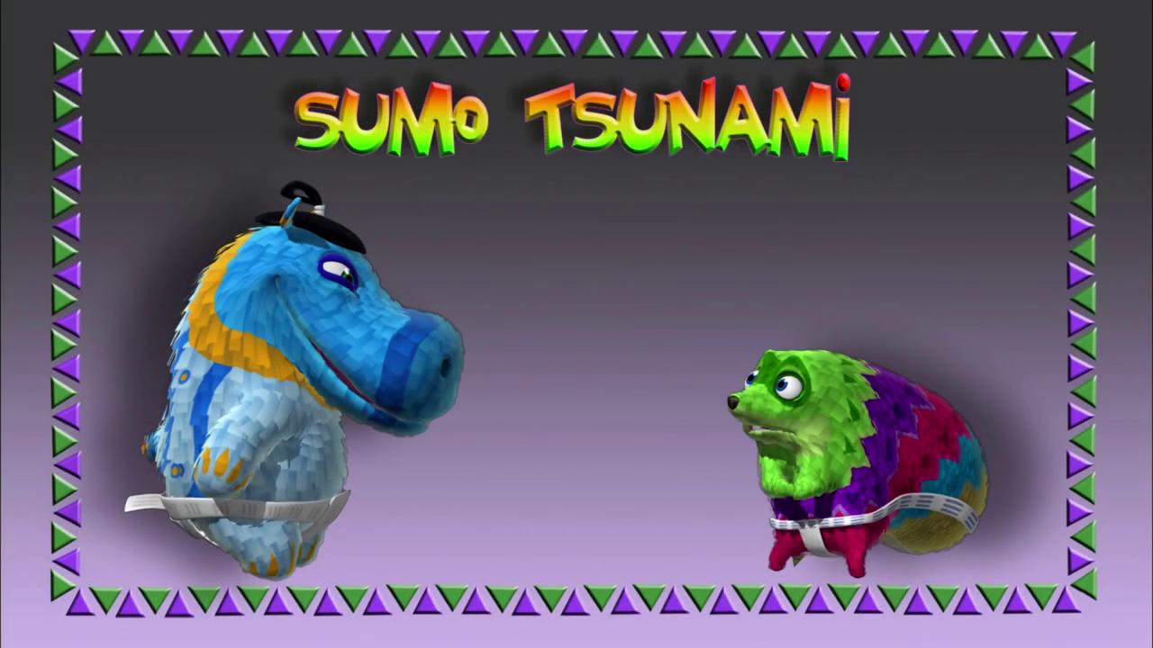 Sumo Tsunami