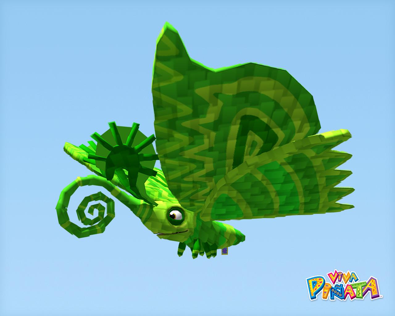 Green Flutterscotch