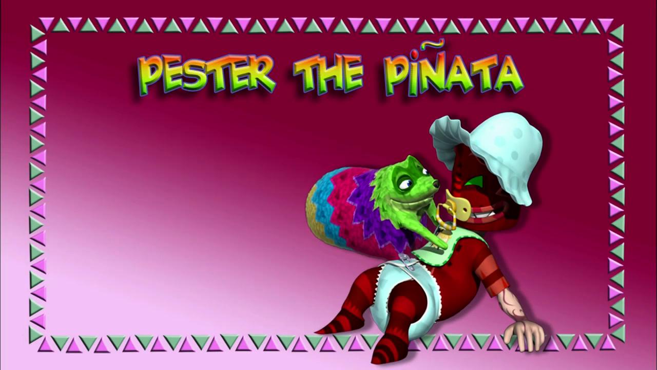Pester the Piñata
