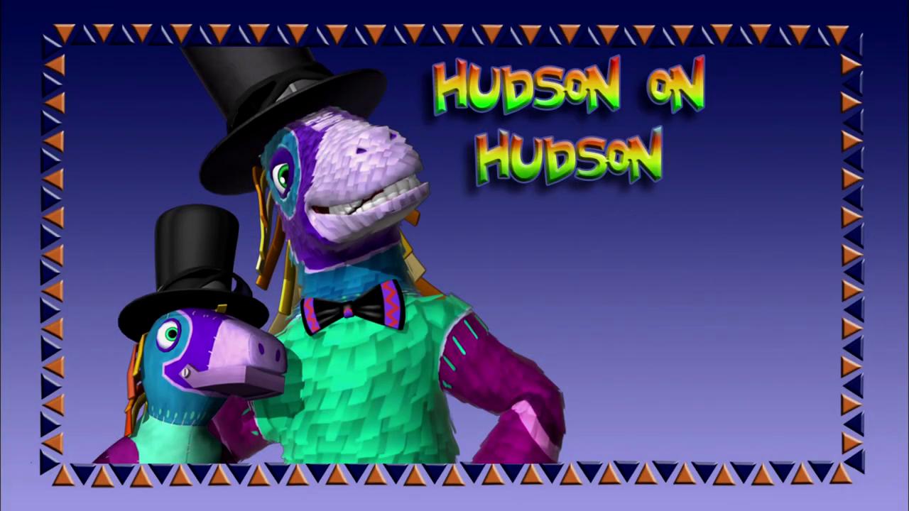 Hudson on Hudson