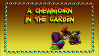 A Chewnicorn in the Garden.png