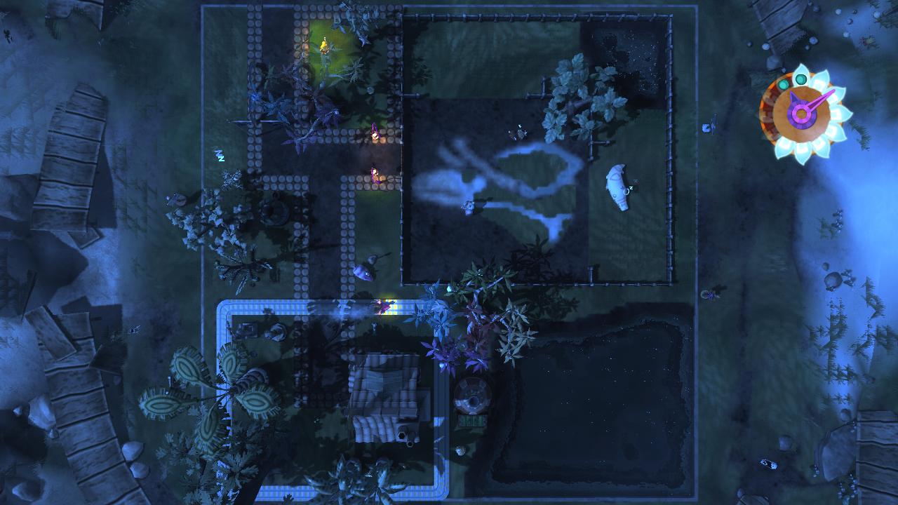 Land Upgrades