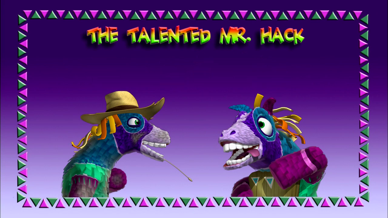 The Talented Mr. Hack