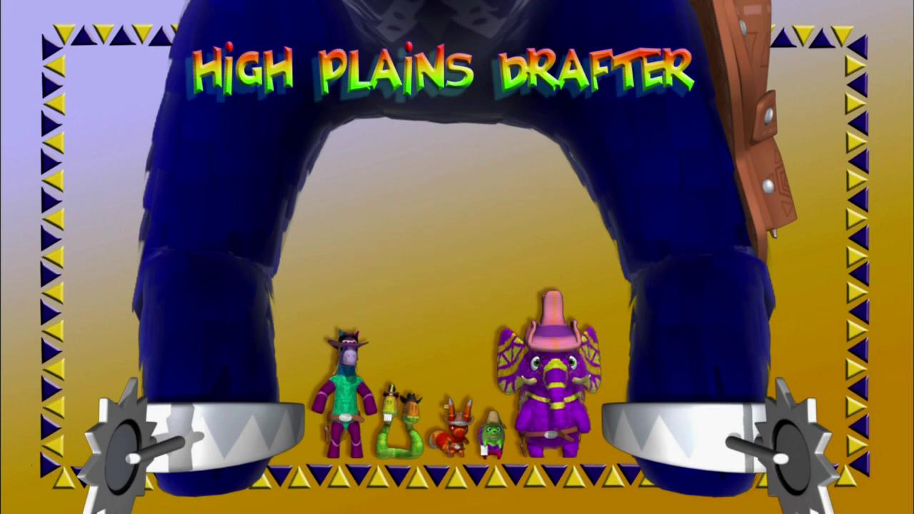 High Plains Drafter