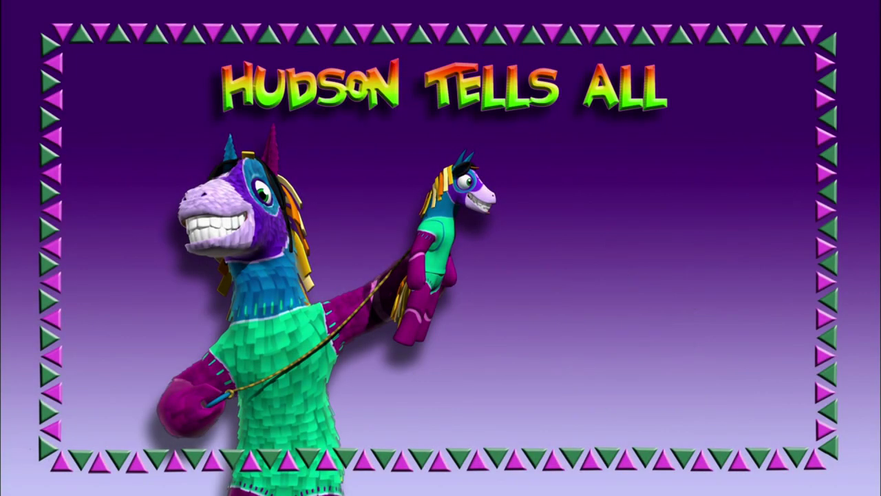 Hudson Tells All