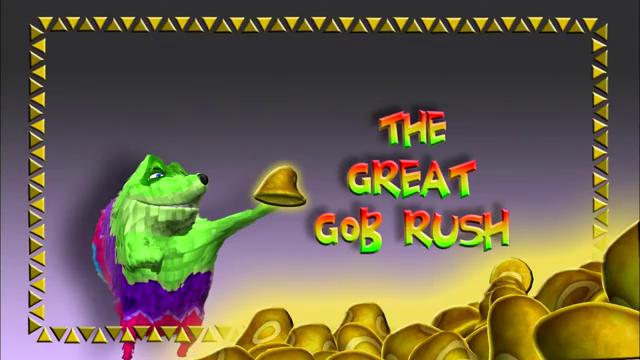 The Great Gob Rush