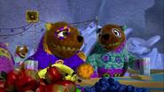 Franklin Fizzlybear With Fredo Fizzlybear