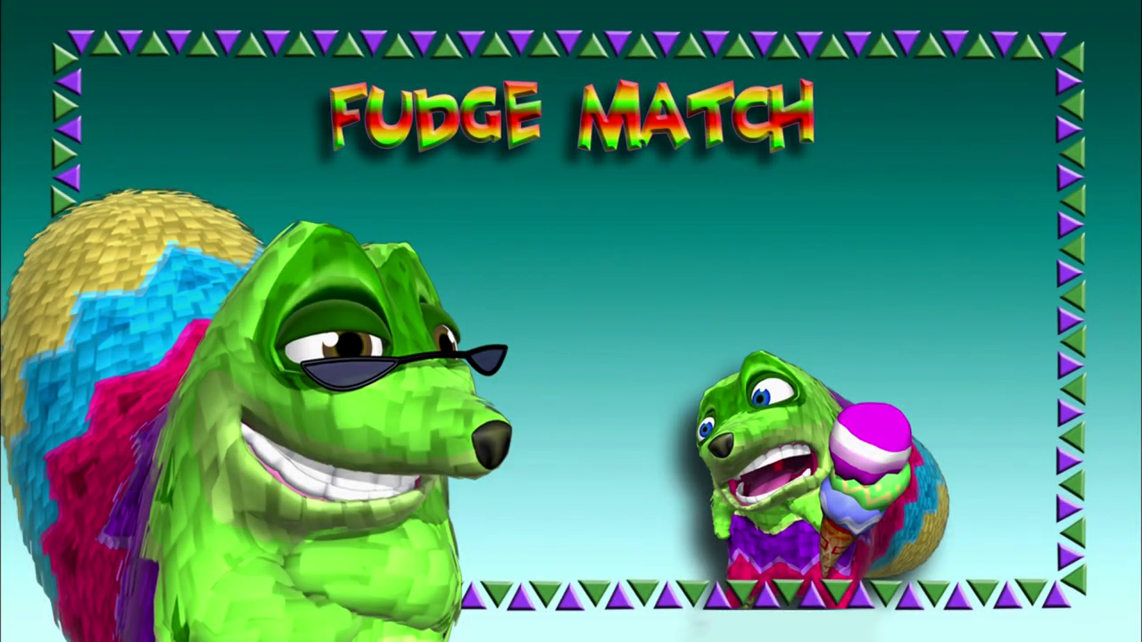 Fudge Match
