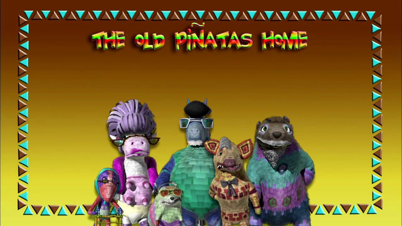 The Old Piñatas Home
