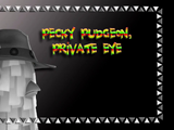 Pecky Pudgeon, Private Eye
