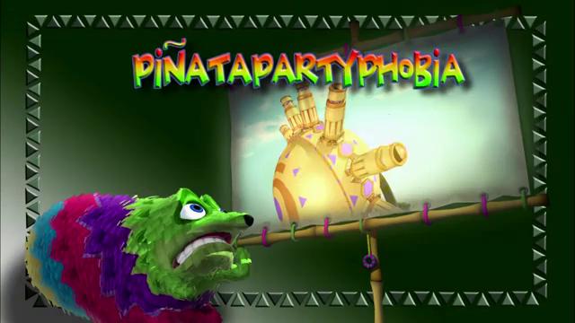 Piñatapartyphobia
