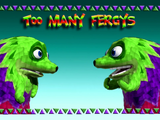 Too Many Fergys