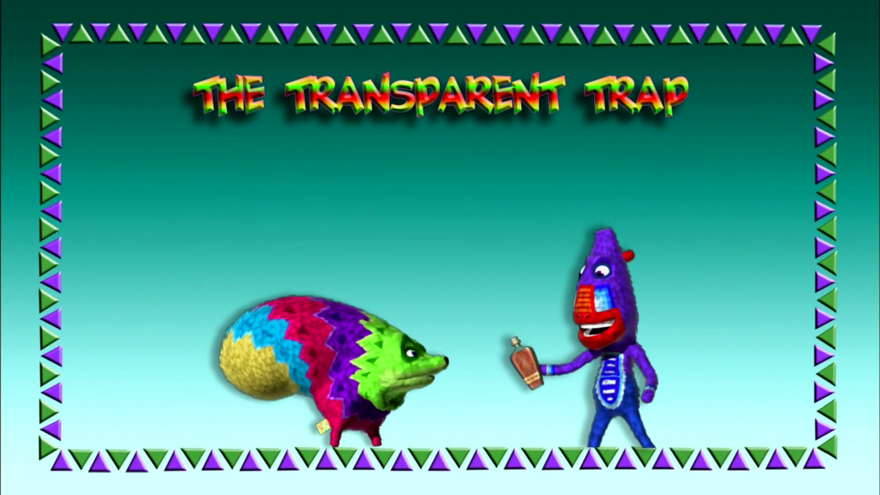 The Transparent Trap