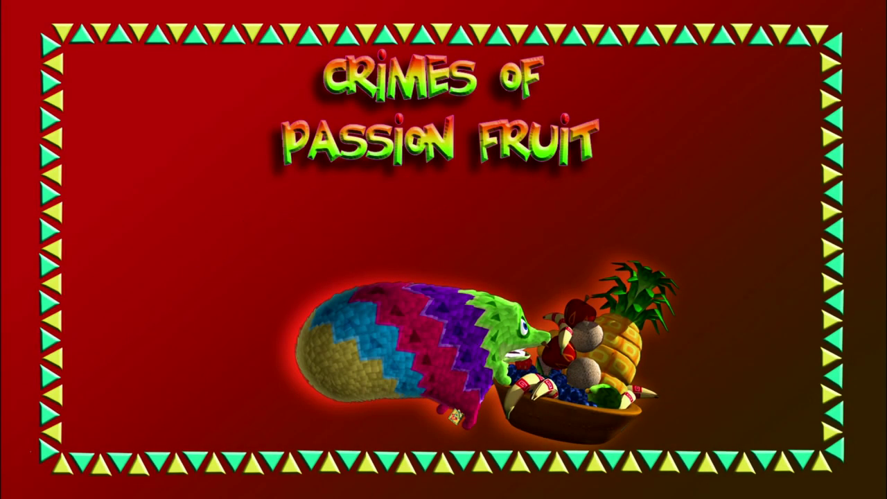 Crimes of Passion Fruit