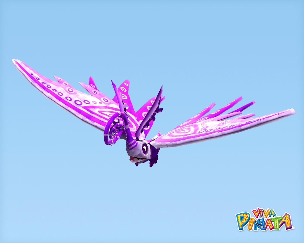 Purple Flutterscotch