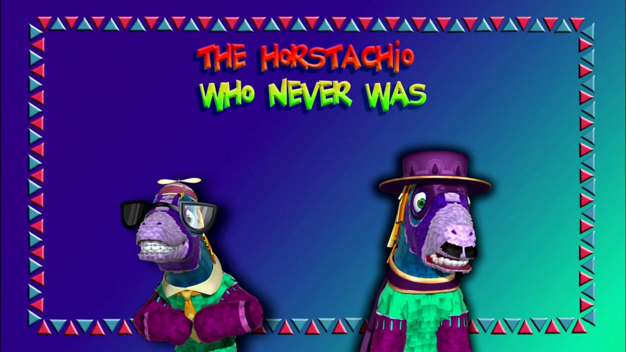The Horstachio Who Never Was