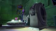 Les Galagoogoo's Shrinking Machine