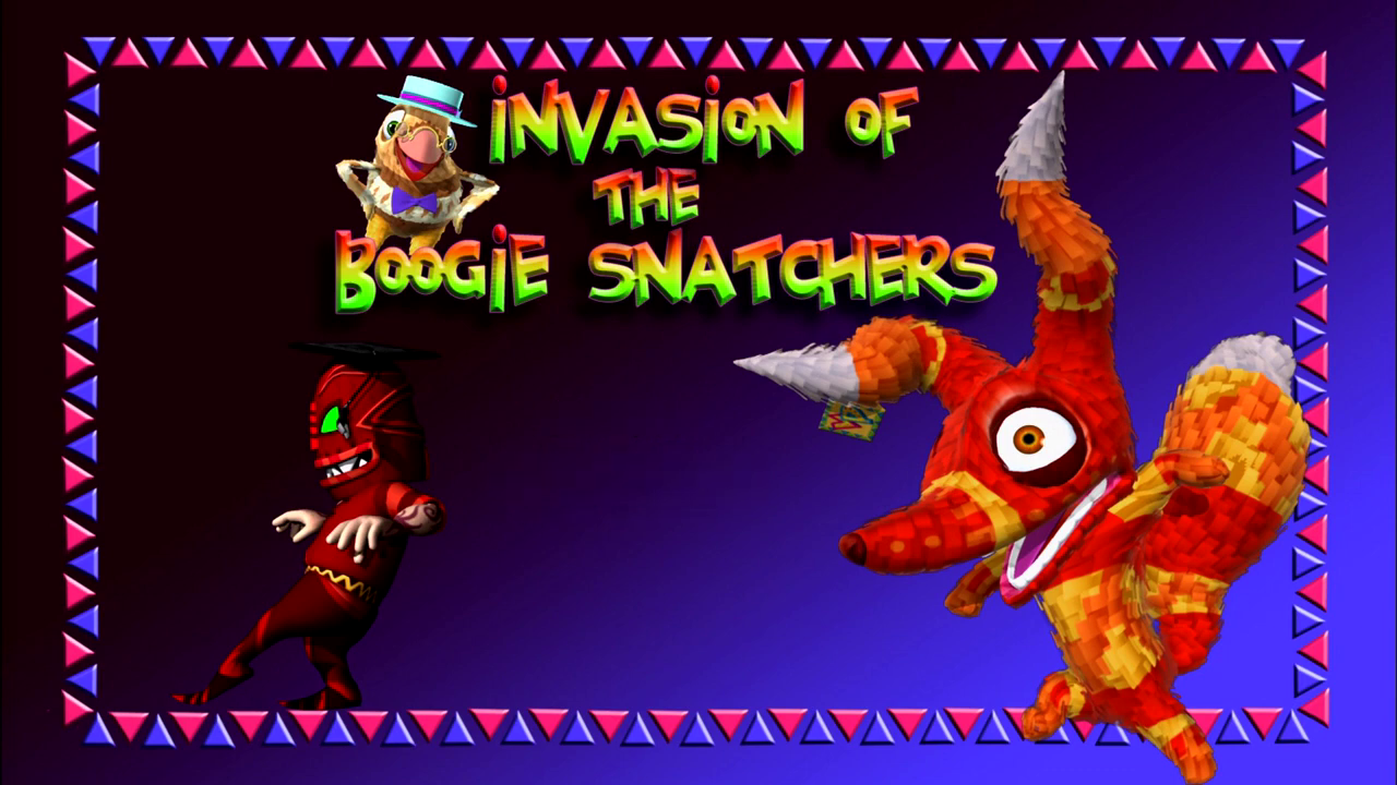 Invasion of the Boogie Snatchers