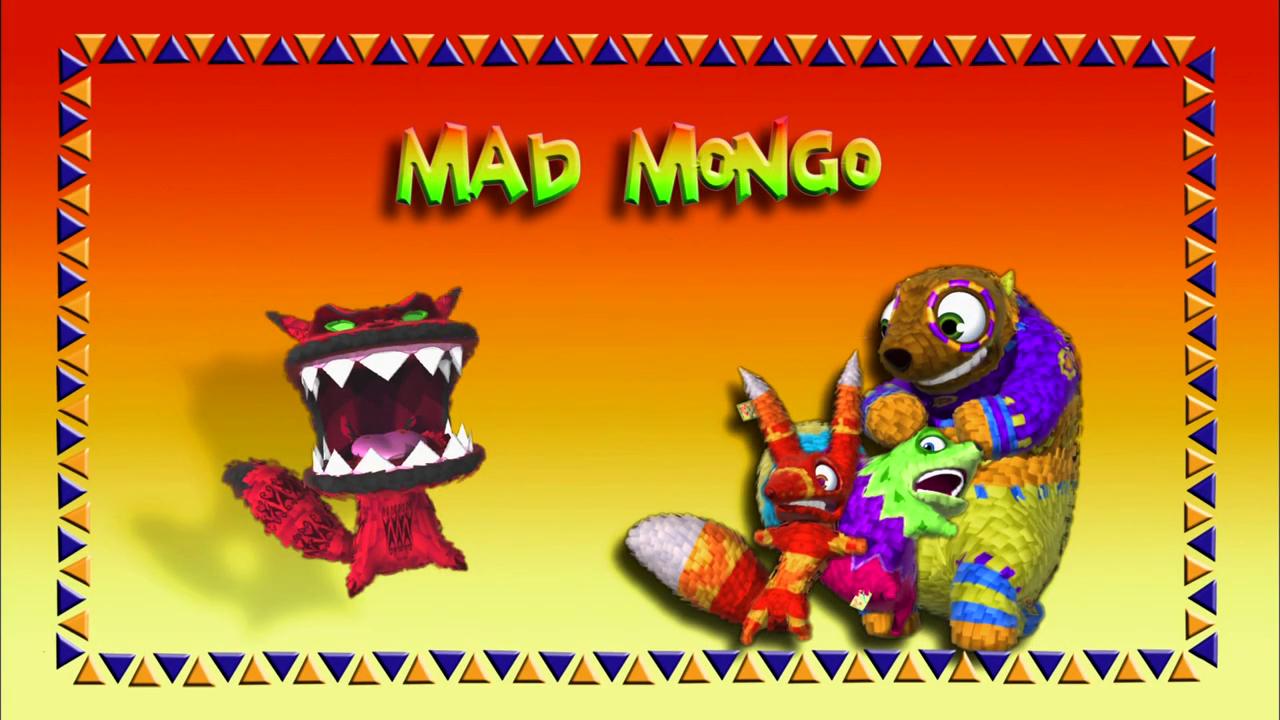 Mad Mongo