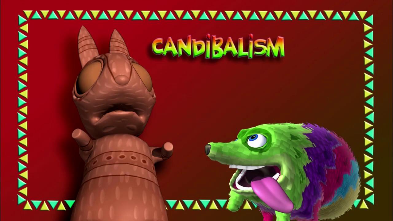 Candibalism