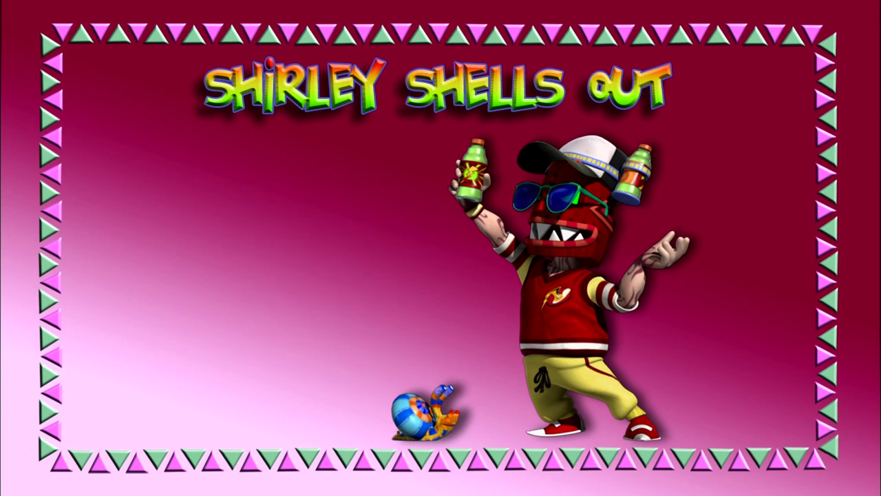 Shirley Shells Out
