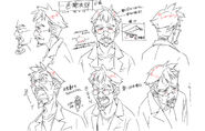 Kenjirou sketch