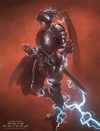 General Madow from The King of Light the Order of the Dark Gods
