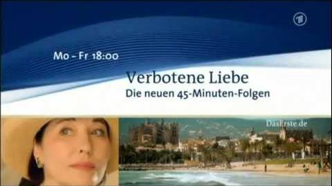 Verbotene Liebe Mallorca promo