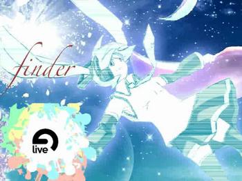 """Image of """"ファインダー (finder)"""""""