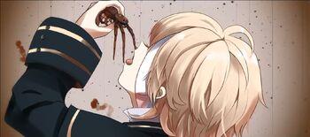 """Image of """"Tarantula"""""""