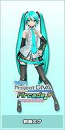 Hatsune Miku Project DIVA Arcade