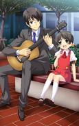Kaai Yuki и Kiyoteru Hiyama доп материалы