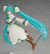 Snow Bell Figurine 1