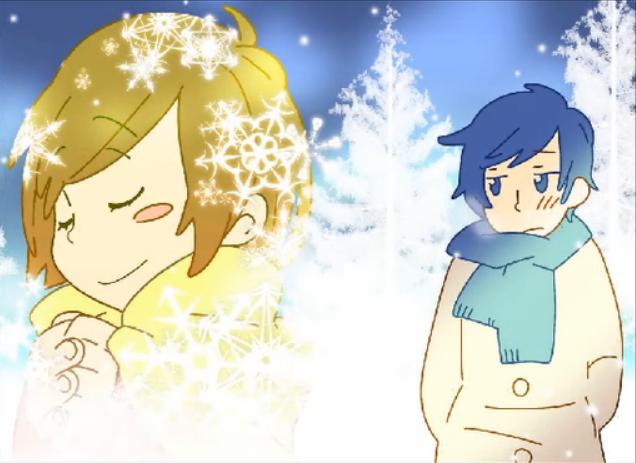 クリスマスイヴの夜に-不幸せサイド- (Christmas Eve no Yoru ni -Fushiawase Side-)