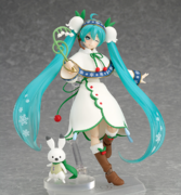 Snow Bell Figurine 3