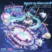 Magical Mirai 2019 (Miracle Nikki)