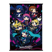 Miku Expo 2014 Wall Scroll