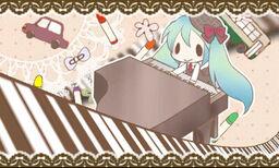 "Image of ""PIANO*GIRL"""