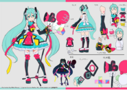 MM2018 main visual conceptart