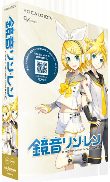 Kagamine Rin & Len V4X