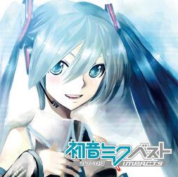 "Image of ""初音ミク ベスト~impacts~ (Hatsune Miku Best ~impacts~)"""