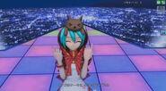 Hatsune Miku-Wolf Girl (Ookami Gaaru) Project Diva Arcade 002