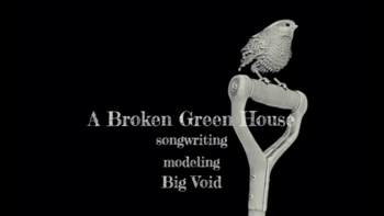 "Image of ""A Broken Green House"""