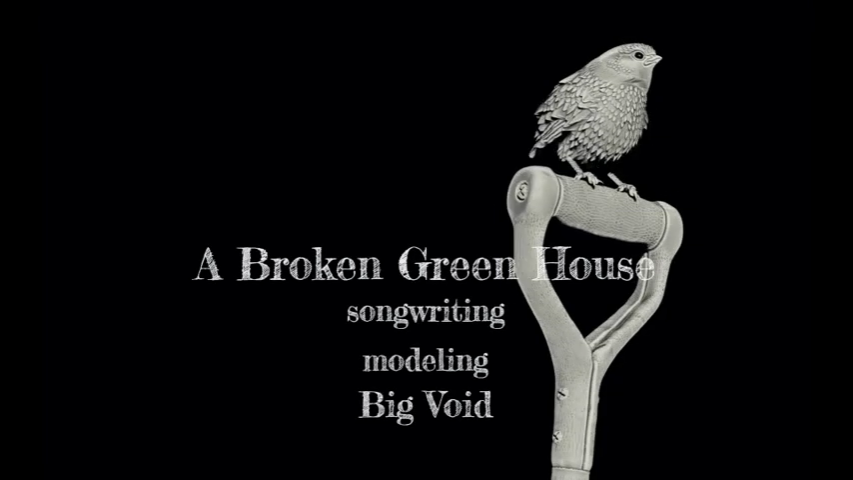 A Broken Green House