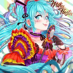 "Image of ""MikuFiesta"""