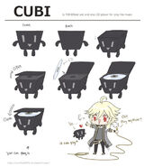 Cubi reference by sartika